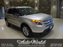 2015_Ford_EXPLORER XLT 4X2__ Hays KS