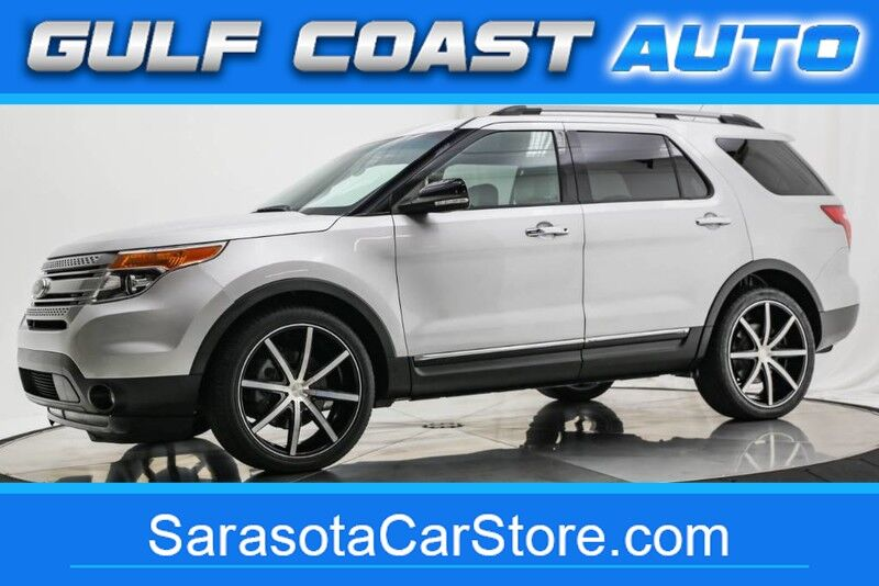 2015_Ford_EXPLORER_XLT LEATHER 3RD ROW SEAT RUNS GREAT FL SUV RUNS GREAT_ Sarasota FL