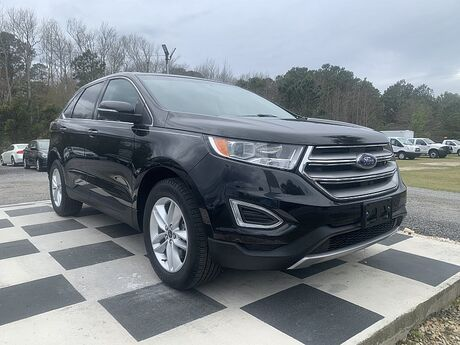 2015 Ford Edge 4d SUV AWD SEL V6 Outer Banks NC