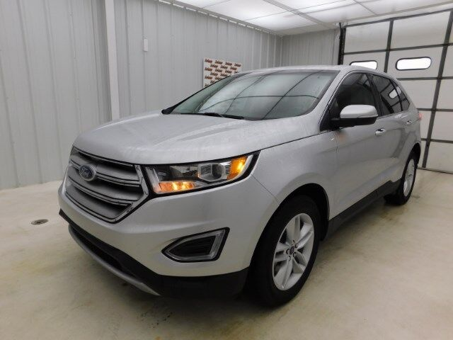 2015 Ford Edge 4dr SEL AWD Manhattan KS