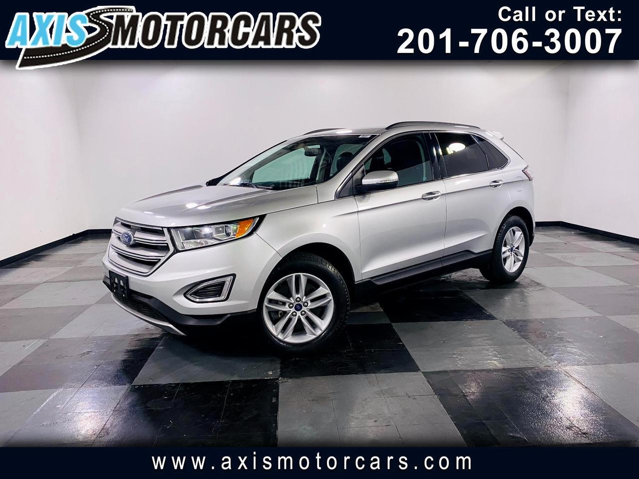 2015 Ford Edge 4dr SEL AWD w/Backup Camera Jersey City NJ