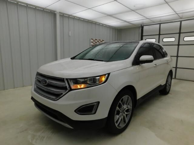 2015 Ford Edge 4dr Titanium AWD Topeka KS