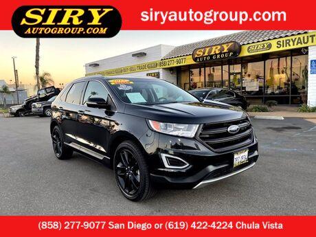 2015 Ford Edge AWD Titanium San Diego CA