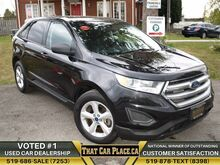 2015_Ford_Edge_SE - 3.5 Litre V6 - 6 speaker stereo - rear view camera - ford sync system_ London ON