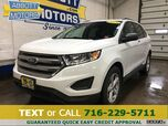 2015 Ford Edge SE AWD 1-Owner w/Factory Warranty