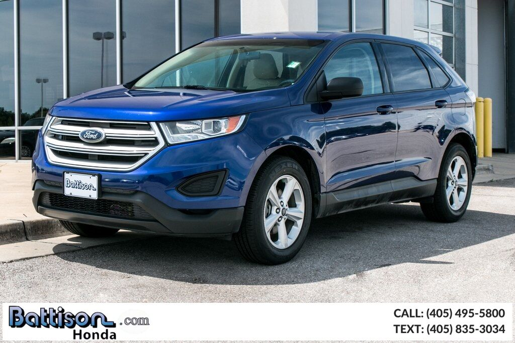 2015_Ford_Edge_SE_ Oklahoma City OK