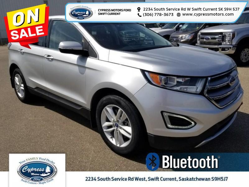 2015 Ford Edge SEL  - Bluetooth -  Heated Seats - $140 B/W Swift Current SK