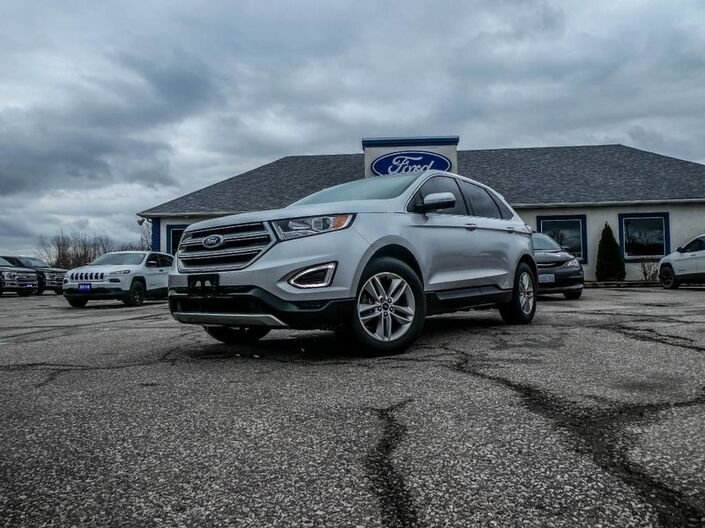 2015 Ford Edge SEL- LEATHER- SUNROOF- NAVIGATION- BLUETOOTH- HEATED SEATS Essex ON