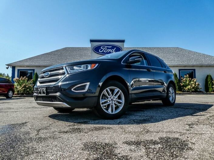 2015 Ford Edge SEL- LEATHER- SUNROOF- NAVIGATION- REMOTE START Essex ON