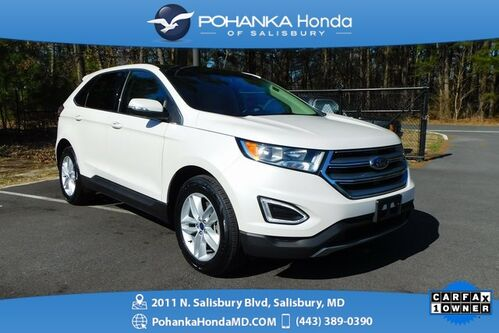 2015_Ford_Edge_SEL AWD ** PANORAMIC ROOF & NAVI ** ONE OWNER **_ Salisbury MD