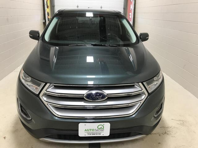 2015 Ford Edge SEL AWD Plover WI