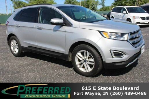 2015 Ford Edge SEL Fort Wayne Auburn and Kendallville IN