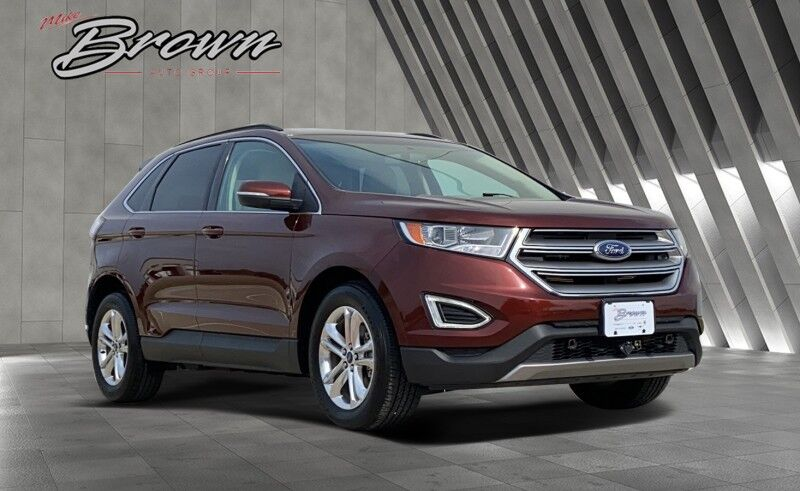 2015 Ford Edge SEL Granbury TX