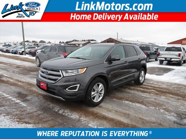 2015 Ford Edge SEL Minong WI