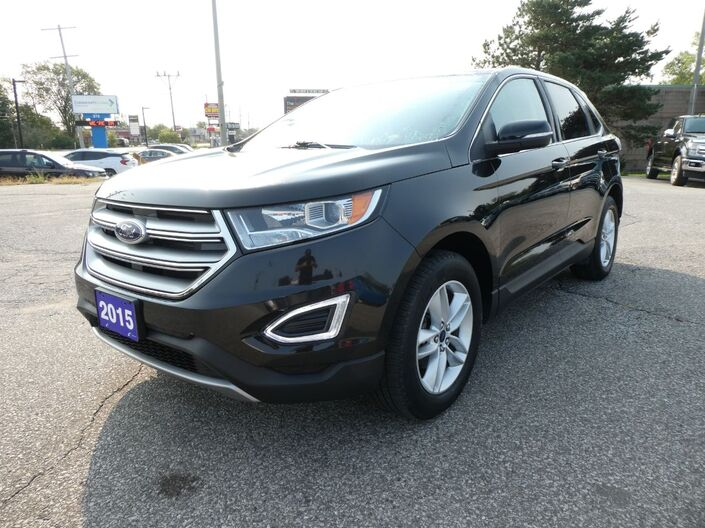 2015 Ford Edge SEL Navigation Leather Remote Start Essex ON