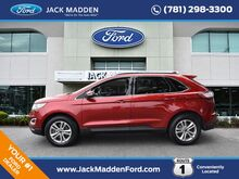 2015_Ford_Edge_SEL_ Norwood MA