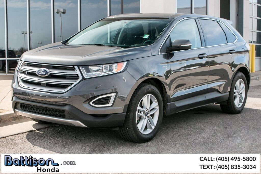 2015_Ford_Edge_SEL_ Oklahoma City OK