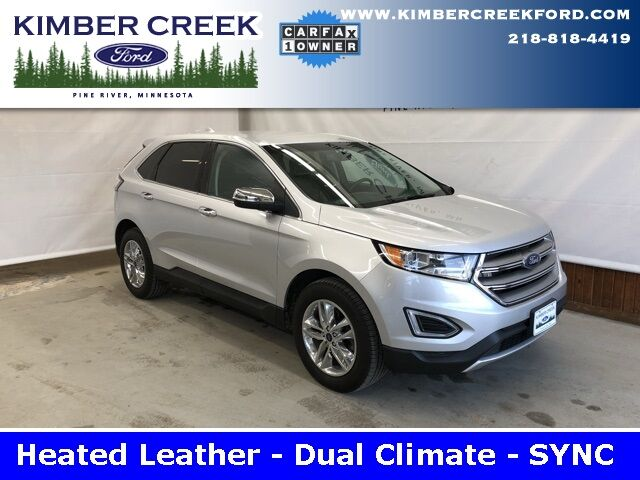 2015 Ford Edge SEL Pine River MN