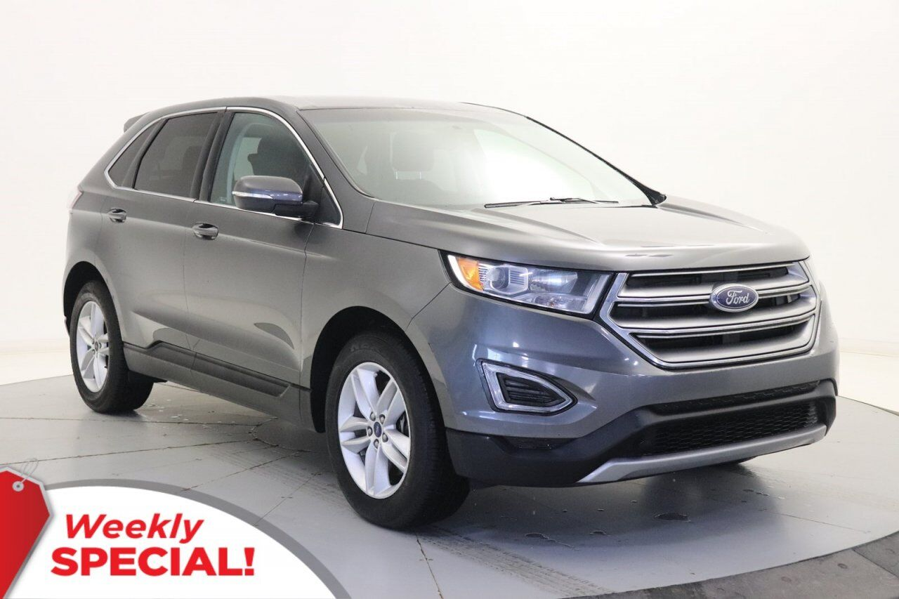 2015 Ford Edge SEL Sherwood Park AB