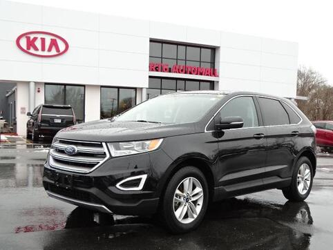 2015_Ford_Edge_SEL_ Swansea MA