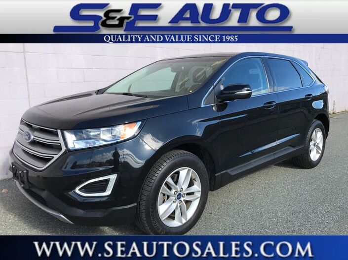 Ford Edge Sel Weymouth Ma