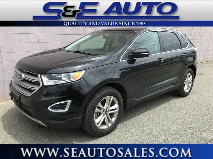 2015 Ford Edge SEL Weymouth MA
