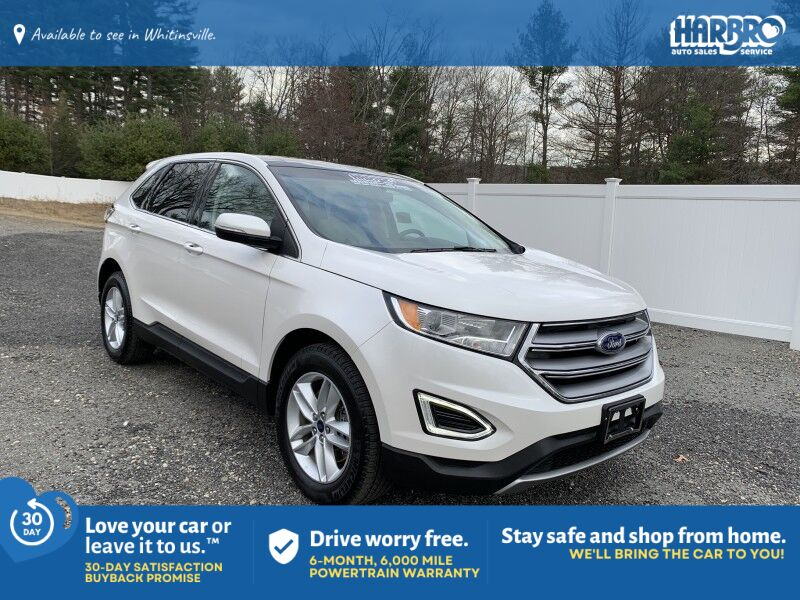2015 Ford Edge SEL Whitinsville MA