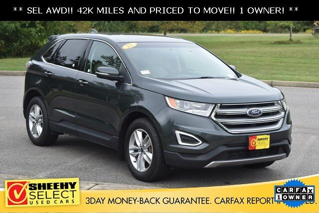 2015 Ford Edge SEL 4D Sport Utility