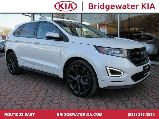 Ford Edge Sport Awd Navigation System Rear View Camera Sony Premium