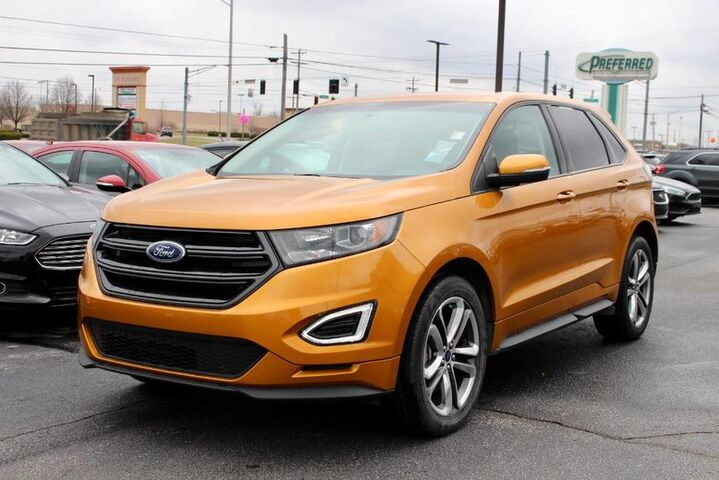 2015 Ford Edge Sport Fort Wayne Auburn and Kendallville IN
