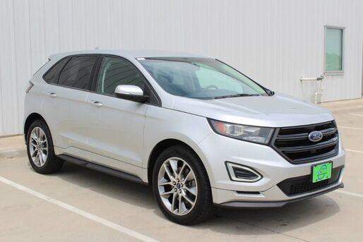 2015_Ford_Edge_Sport_ Longview TX