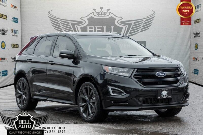 2015 Ford Edge Sport, NAVI, BACK-UP CAM, PANO ROOF, HEATED SEATS