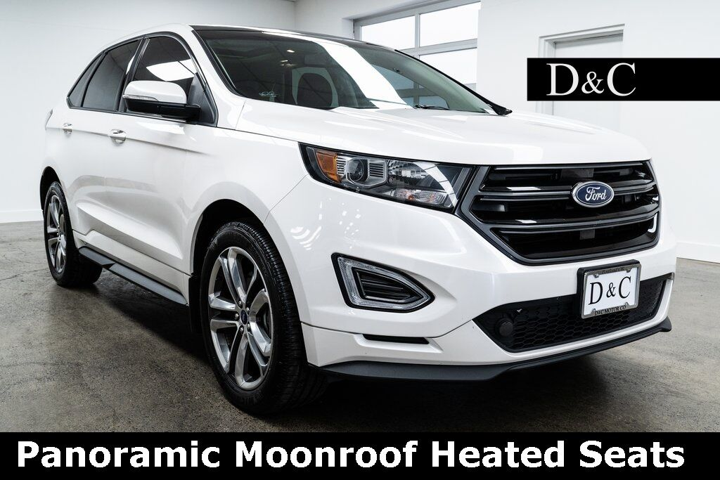 2015 Ford Edge Sport Panoramic Roof Heated Seats Portland OR