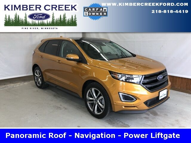 2015 Ford Edge Sport Pine River MN