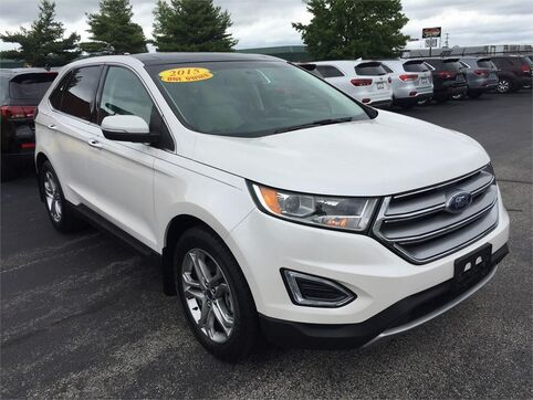 2015_Ford_Edge_TITANIUM_ Evansville IN
