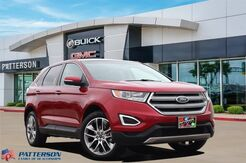 2015_Ford_Edge_Titanium_ Wichita Falls TX