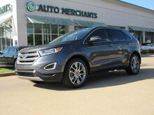 2015_Ford_Edge_Titanium AWD NAV, HTD/COOLED STS, BACKUP CAM, PWR LIFT, BLUETOOTH, PUSH BUTTON, AUX/USB INPUT_ Plano TX