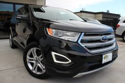 2015_Ford_Edge_Titanium CLEAN CARFAX TEXAS BORN!_ Houston TX