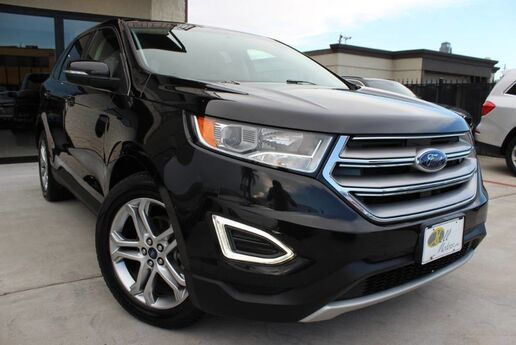 2015 Ford Edge Titanium CLEAN CARFAX TEXAS BORN! Houston TX