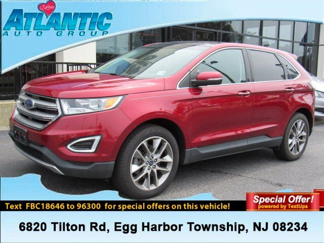 2015 Ford Edge Titanium Egg Harbor Township NJ