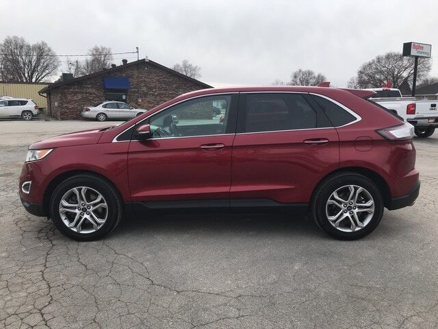 2015 Ford Edge Titanium Glenwood IA