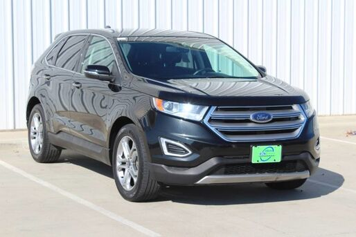 2015_Ford_Edge_Titanium_ Longview TX