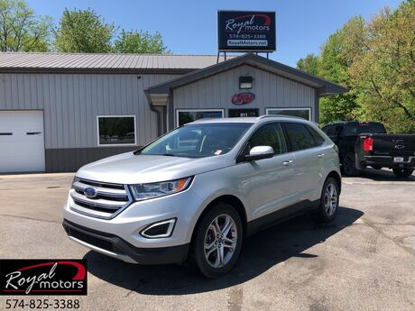 2015 Ford Edge Titanium Middlebury IN