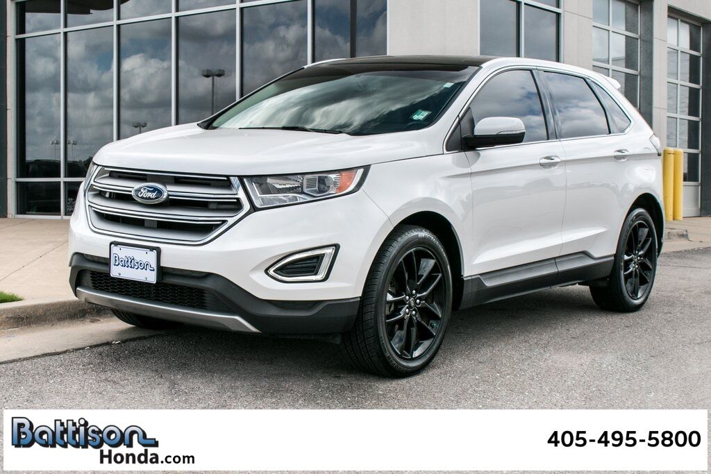 2015_Ford_Edge_Titanium_ Oklahoma City OK
