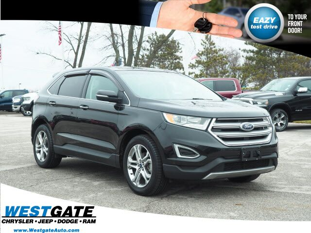 2015 Ford Edge Titanium Plainfield IN