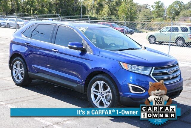 2015 Ford Edge Titanium Savannah GA
