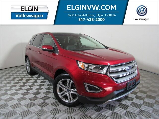 2015 Ford Edge Titanium Technology Elgin IL