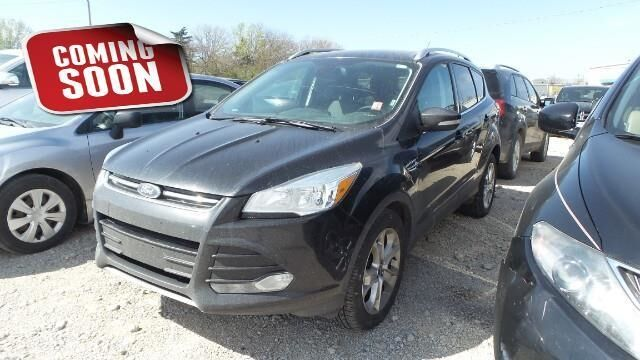 2015 Ford Escape 4WD 4dr Titanium Topeka KS