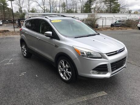 2015 Ford Escape 4WD 4dr Titanium Pembroke MA