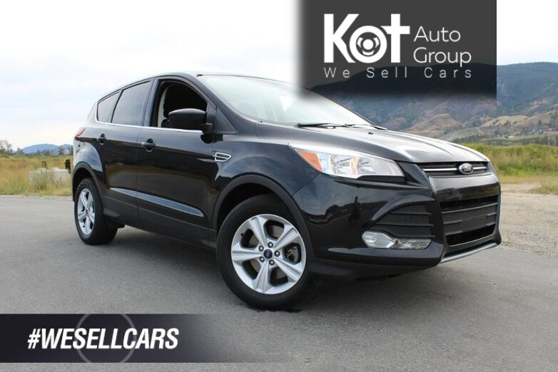 2015 Ford Escape 4WD SE, No Accidents, Lots of Room Kelowna BC